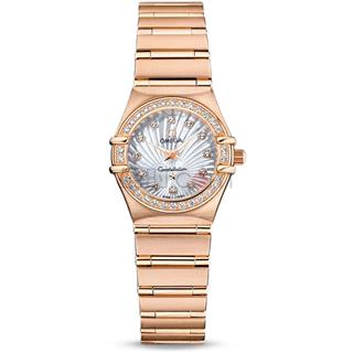 欧米茄 Omega CONSTELLATION 星座系列 111.55.23.60.55.003 石英 女款