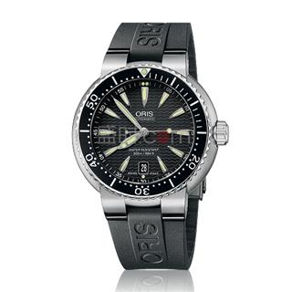豪利时 Oris DIVERS 潜水系列钢机械 733.7533.8454R 机械 男款