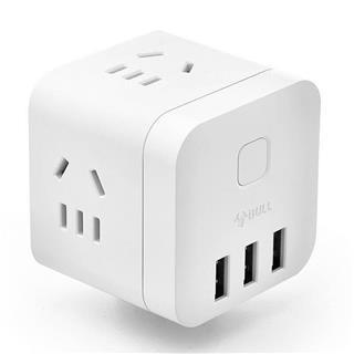 公牛无线魔方USB插座