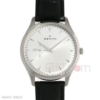 真力时 Zenith ELITE 指挥官系列 03.2010.681/01.C493 机械 男款