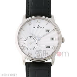 宝珀 Blancpain VILLERET系列 6670-1542-55B 机械 男款