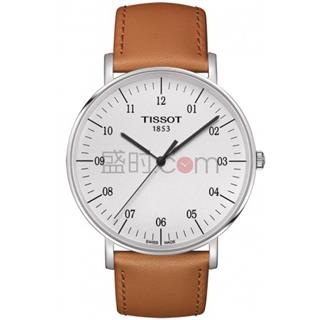 天梭 Tissot 时尚系列 T109.610.16.037.00 石英 男款