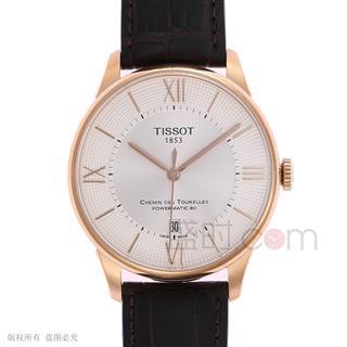 天梭 Tissot 经典系列-杜鲁尔系列 T099.407.36.038.00 机械 男款