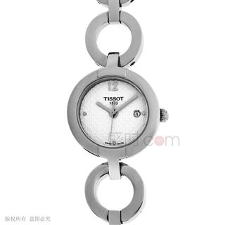 天梭 Tissot 时尚系列 T084.210.11.017.01 石英 女款