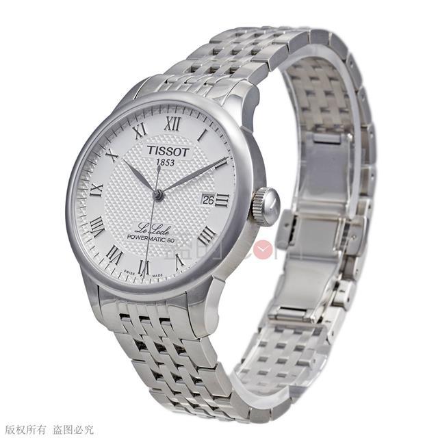 天梭 Tissot 经典系列-力洛克系列 T006.407.11.033.00 机械 男款