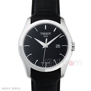 天梭 Tissot 时尚系列 T035.410.16.051.00 石英 男款