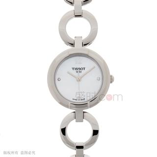 天梭 Tissot 时尚系列 T084.210.11.116.01 石英 女款