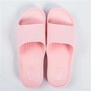 日式浴室拖鞋(女式250MM  颜色随机)