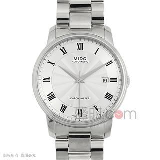 美度 Mido BARONCELLI 贝伦赛丽系列 M010.408.11.033.00 机械 男款