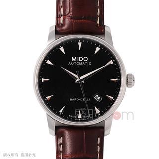 美度 Mido BARONCELLI 贝伦赛丽系列 M8600.4.18.8 机械 男款