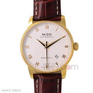 美度 Mido BARONCELLI 贝伦赛丽系列 M8600.3.26.8 机械 男款