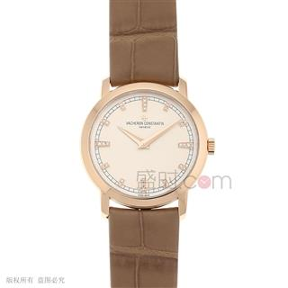 江诗丹顿 Vacheron Constantin TRADITIONNELLE系列 25155/000R-9585 石英 女款