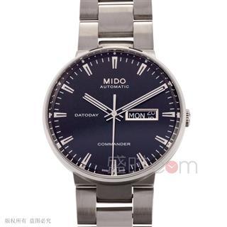 美度 Mido COMMANDER 指挥官系列 M014.430.11.051.00 机械 男款