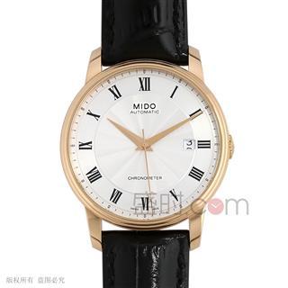 美度 Mido BARONCELLI 贝伦赛丽系列 M901.408.76.033.20 机械 男款