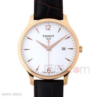 天梭 Tissot 经典系列 T063.610.36.037.00 石英 男款