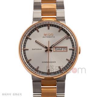 美度 Mido COMMANDER 指挥官系列 M014.430.22.031.00 机械 男款
