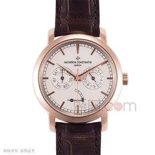 江诗丹顿 Vacheron Constantin TRADITIONNELLE系列 85290/000R-9969 机械 男款