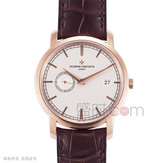 江诗丹顿 Vacheron Constantin TRADITIONNELLE系列 87172/000R-9302 机械 男款