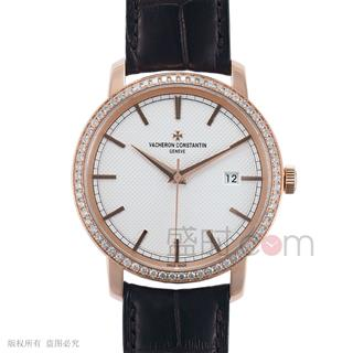 江诗丹顿 Vacheron Constantin TRADITIONNELLE系列 85520/000R-9850 机械 男款