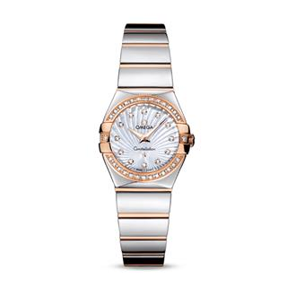 欧米茄 Omega CONSTELLATION 星座系列 123.25.24.60.55.006 石英 女款