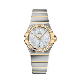 欧米茄 Omega CONSTELLATION 星座系列 127.25.27.20.55.002 机械 女款
