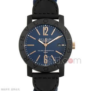 宝格丽 BVLGARI BULGARI-BULGARI WATCHES 102634B 机械 男款