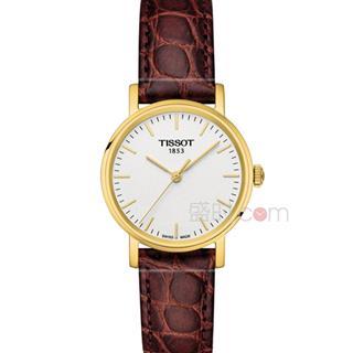 天梭 Tissot 时尚系列-魅时系列  T109.210.36.031.00 石英 女款