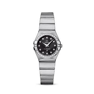 欧米茄 Omega CONSTELLATION 星座系列 123.15.24.60.51.001 石英 女款