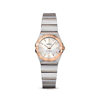 欧米茄 Omega CONSTELLATION 星座系列 123.20.24.60.02.001 石英 女款