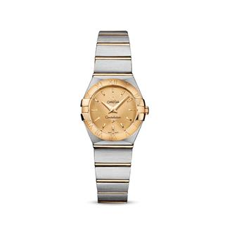 欧米茄 Omega CONSTELLATION 星座系列 123.20.24.60.08.001 石英 女款