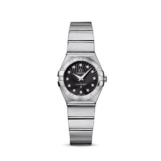 欧米茄 Omega CONSTELLATION 星座系列 123.10.24.60.51.001 石英 女款