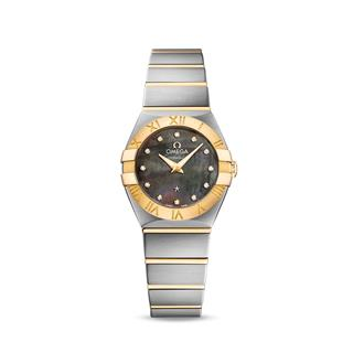 欧米茄 Omega CONSTELLATION 星座系列 123.20.24.60.57.006 石英 女款